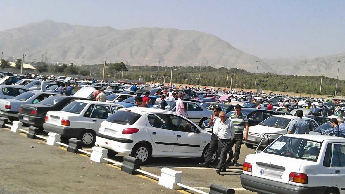شناسایی عامل اصلی التهابات بازار خودرو در ایران