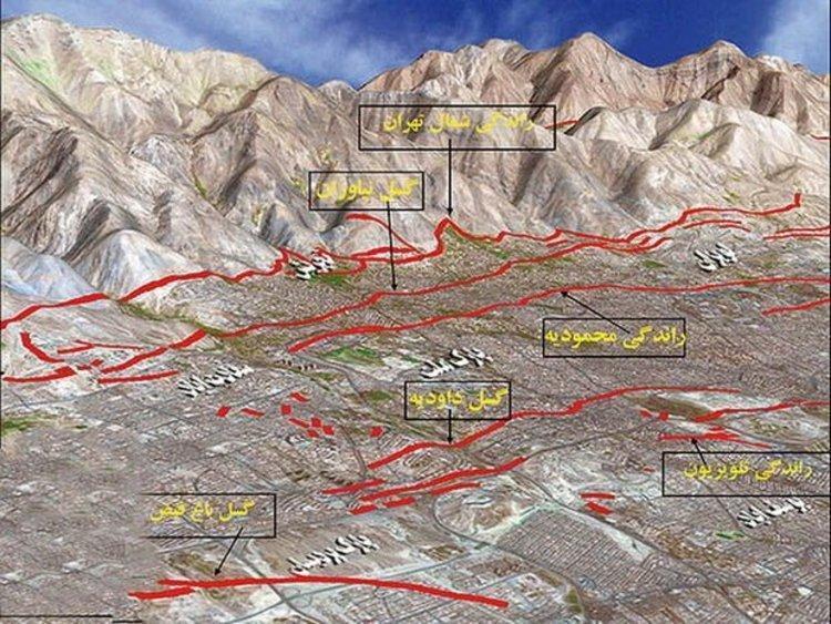 کدام محلات تهران برابر زلزله آسیب پذیرترند؟