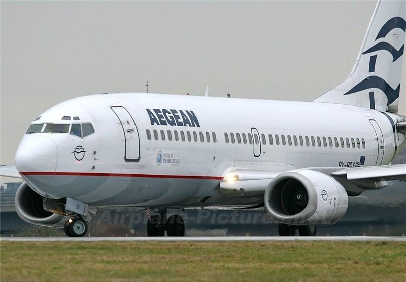 شرکت خطوط هوایی یونان، برای روز دوم پروازهای خود به بروکسل را لغو کرد