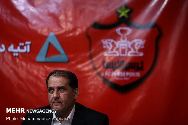 شرح سرپرست باشگاه پرسپولیس درباره قرارداد یحیی گل محمدی