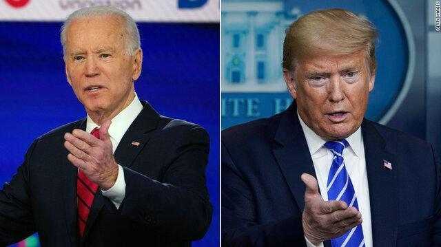 بایدن: 20 میلیون آمریکایی تاوان عملکرد ترامپ در کرونا را می دهند