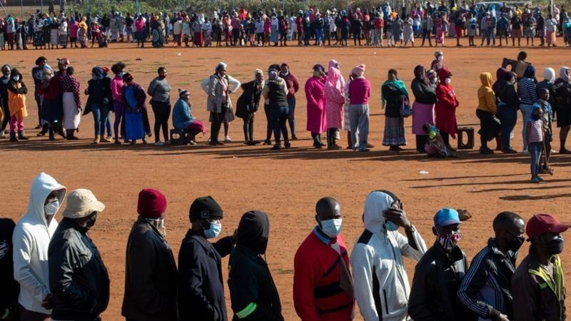 تعداد مبتلایان به کرونا در آفریقا از مرز یک میلیون نفر گذشت