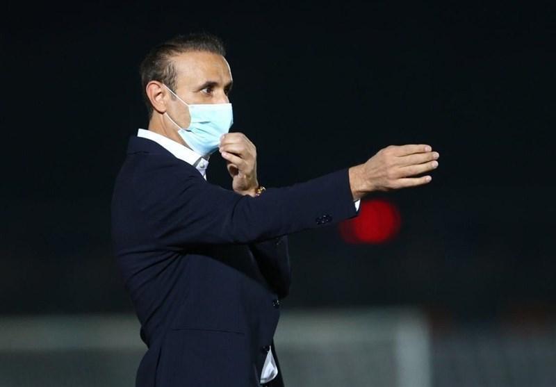 گل محمدی به نشست خبری پیش از بازی با نفت مسجدسلیمان نمی رسد