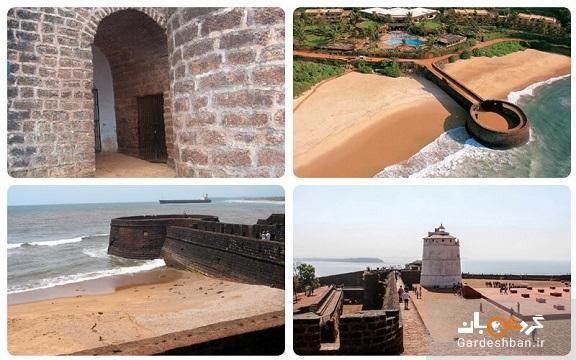 قلعه آگوادا از مقاصد گردشگری شهر گوا هندوستان، عکس