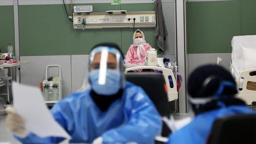 آمار تازه کرونا در ایران ، فوت 161 بیمار در 24 ساعت ، 15 استان همچنان قرمز