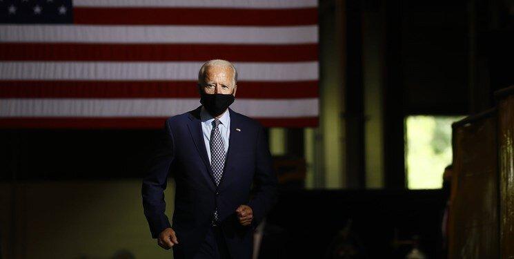بایدن ماسک را اجباری خواهد نمود