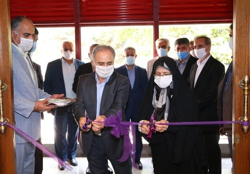 افتتاح سالن اجتماعات شماره 2 استاد فارسی آموزشگاه ملی المپیک