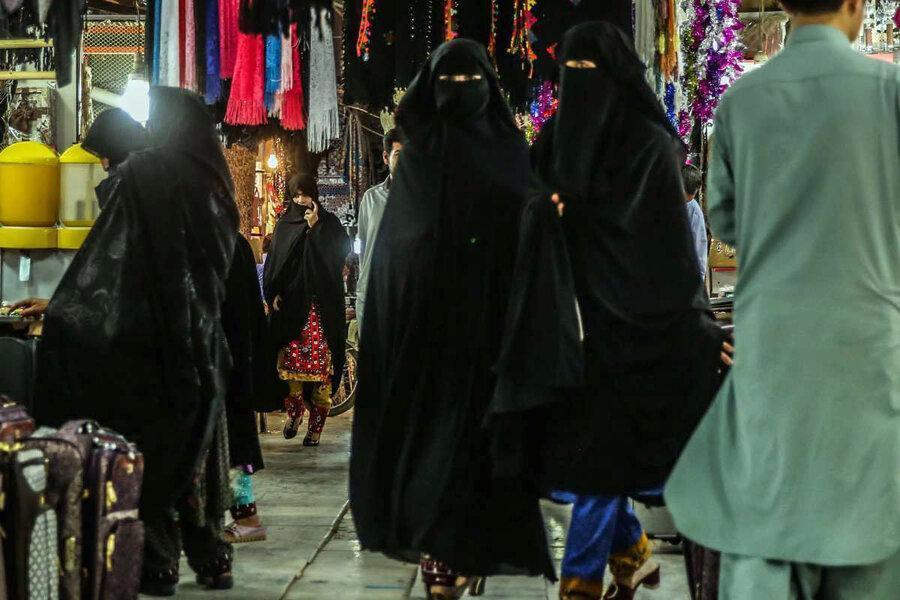 محدودیت های بازار ایرانشهر لغو شد