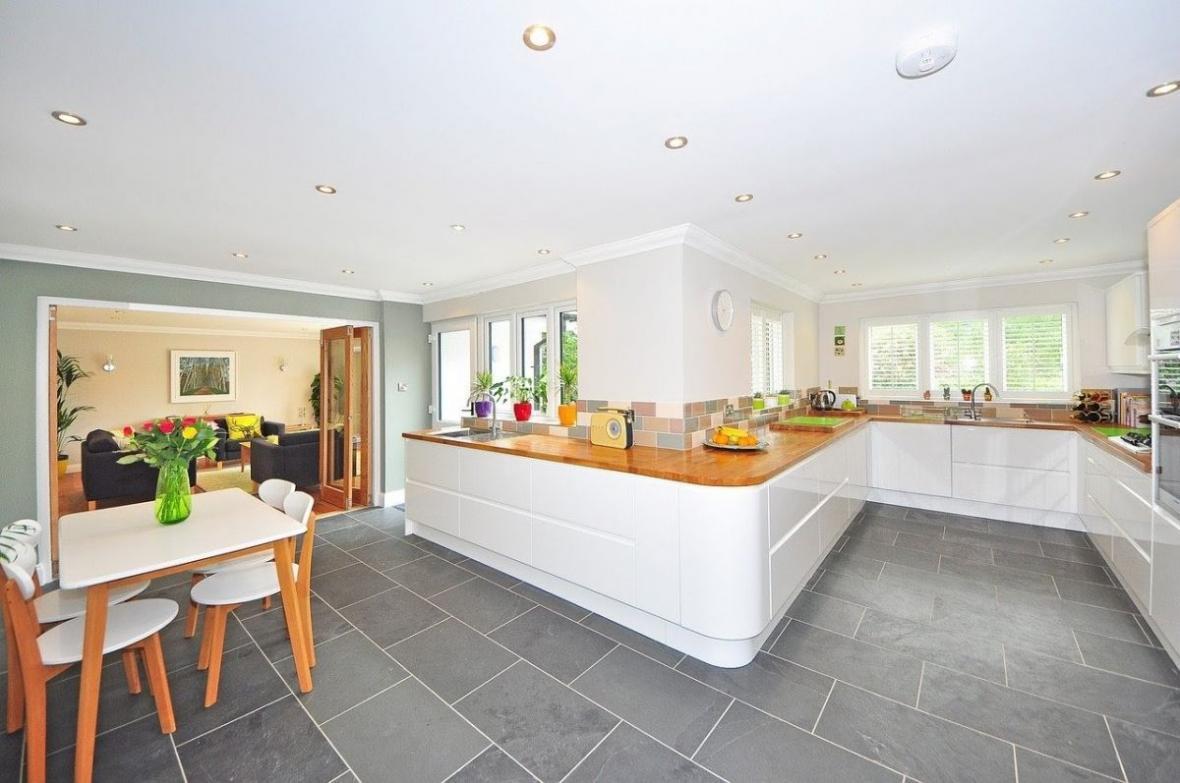 ایده هایی مدرن و کلاسیک برای طراحی کابینت آشپزخانه