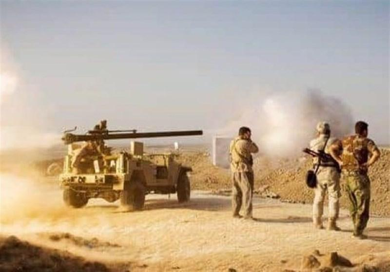 حشد شعبی دو حمله داعش را در عراق دفع کرد