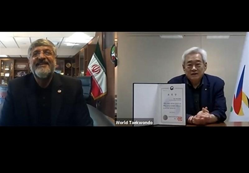 معرفی فدراسیون تکواندو ایران به عنوان برترین فدراسیون جهان