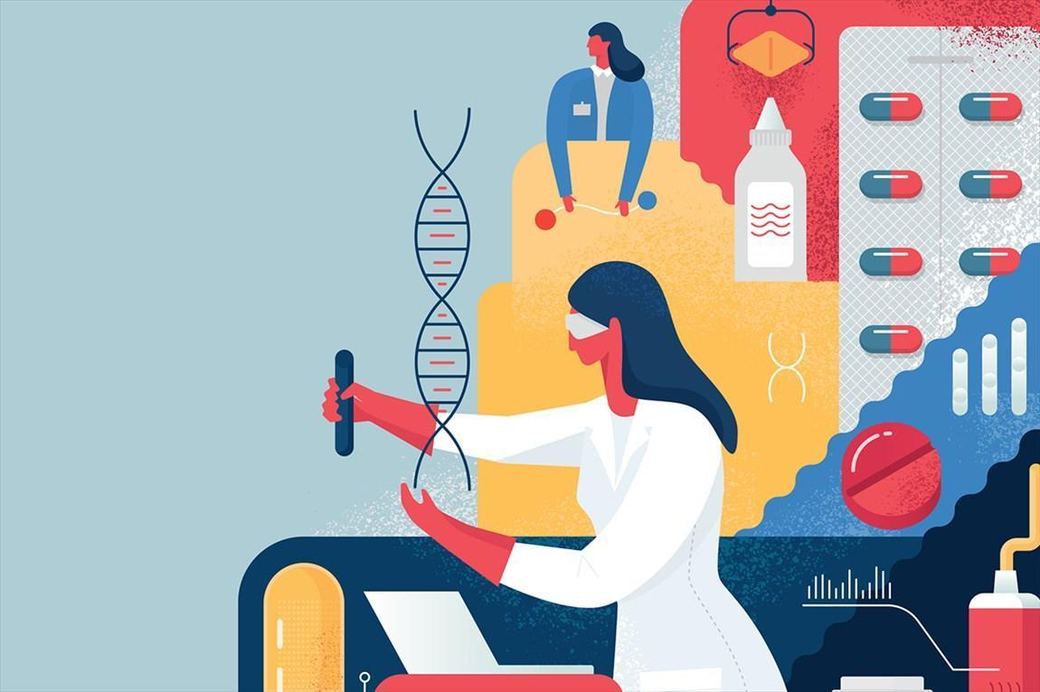 زنان در عرصه علم، بانوان دانشمندی که واکسن های مدرن ساخته اند