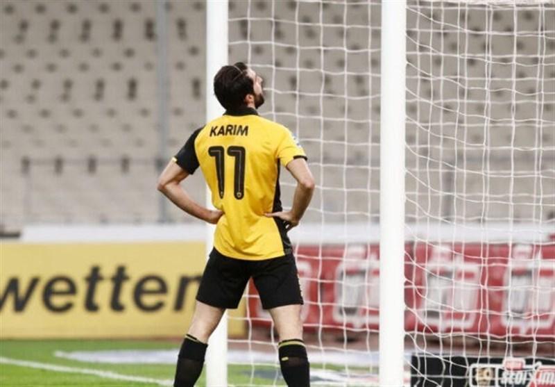 پلی آف لیگ اروپا، آاِک آتن با درخشش انصاری فرد به مرحله گروهی صعود کرد