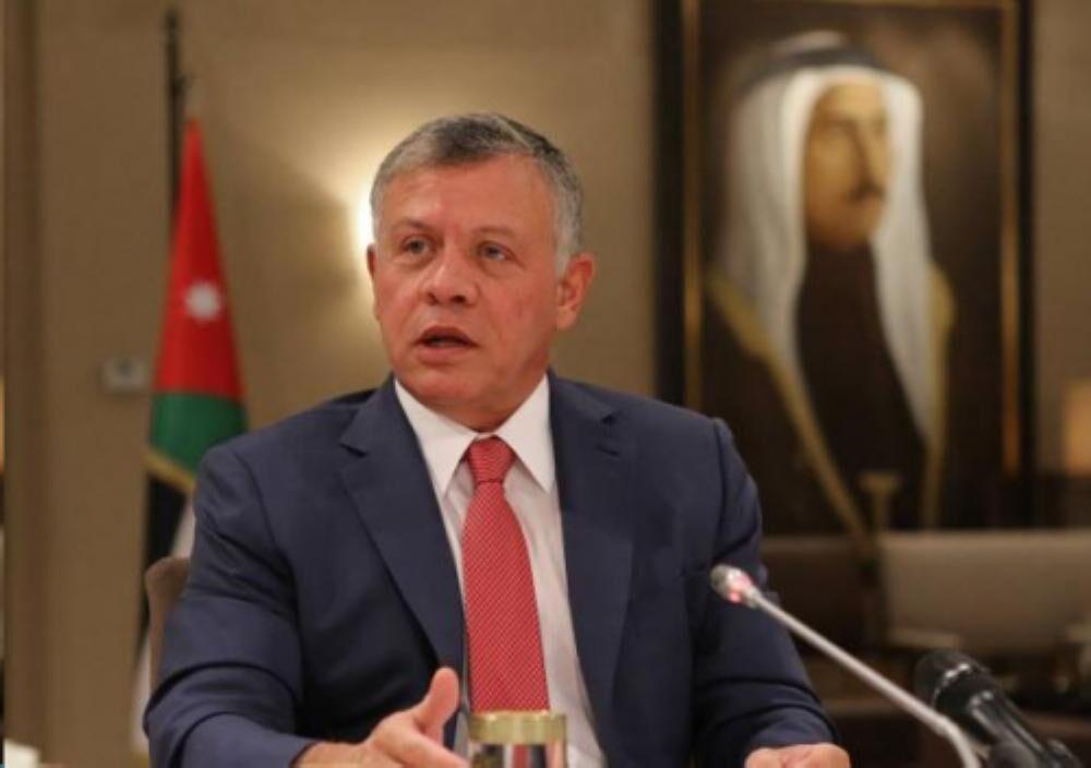 شاه اردن با استعفای نخست وزیر این کشور موافقت کرد
