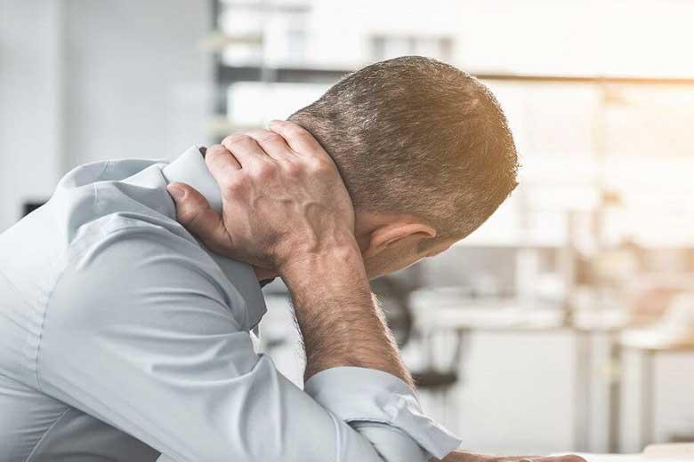 گردن درد کرونایی را جدی بگیرید!