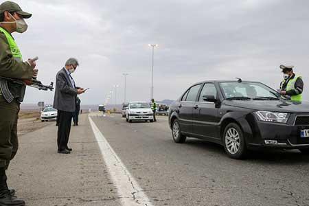 تذکر، ارشاد و بازگشت شیوه برخورد پلیس با خودروهای غیر بومی