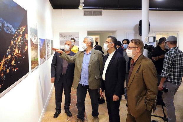 نمایشگاه اورامان: دامان آسمان مجازی هم برگزار می شود