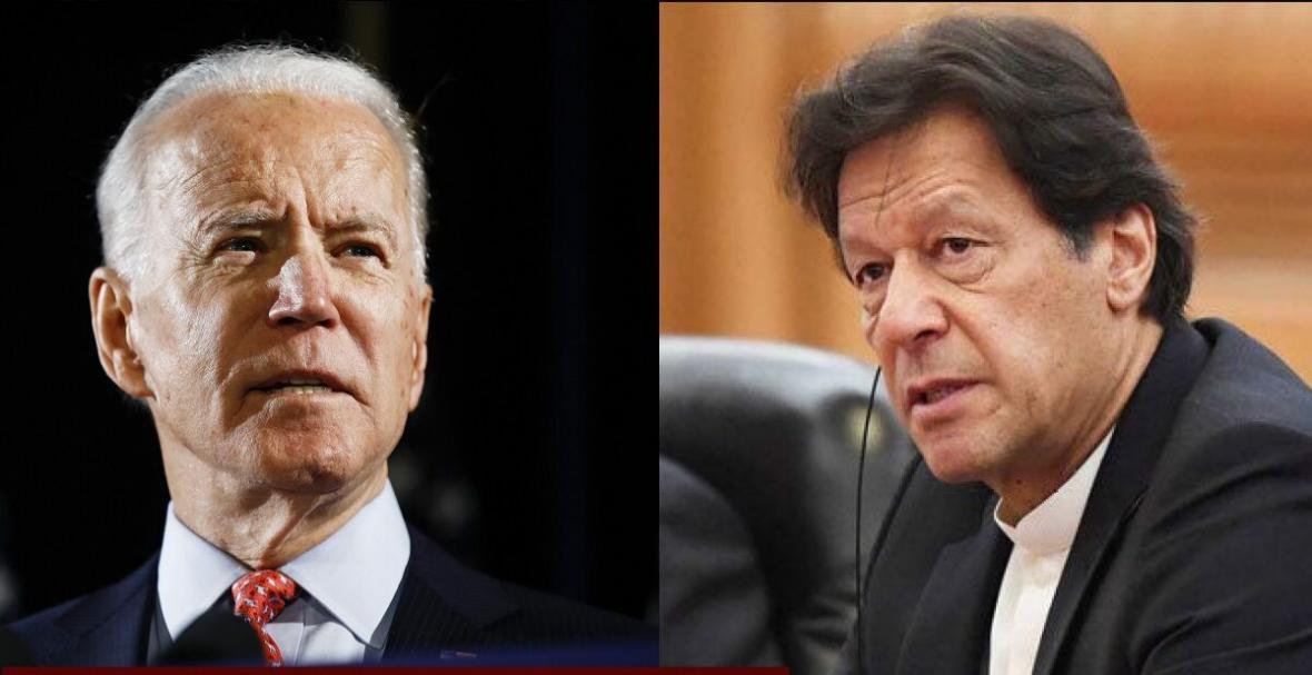 خبرنگاران اعلام آمادگی عمران خان برای همکاری با بایدن در خصوص افغانستان و منطقه