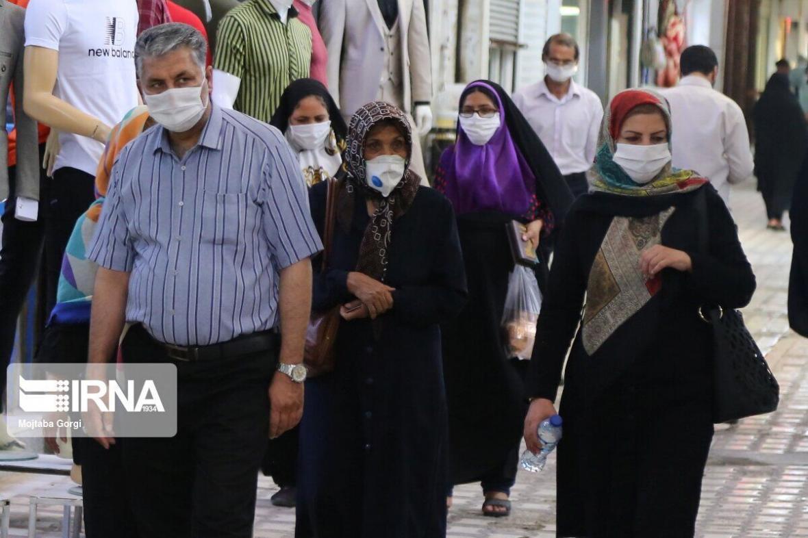 خبرنگاران میزان رعایت پروتکل ها در البرز به 80 درصد رسید