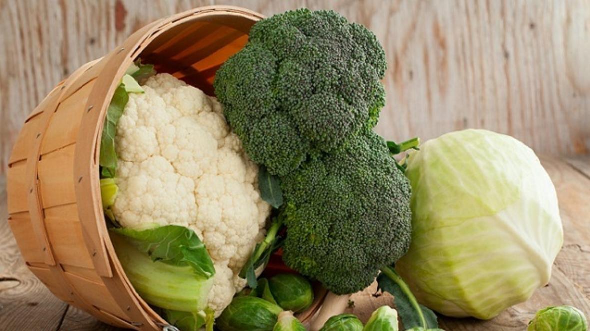فواید شگفت انگیز نوعی سبزی در برابر غول سرطانی