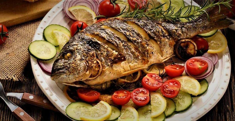 طرز تهیه ماهی شکم پر؛ غذایی مناسب آخر هفته ها