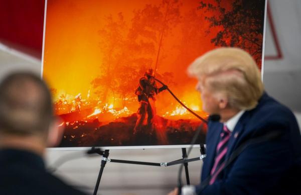 آتشی که ترامپ به جان بایدن و اروپا می اندازد