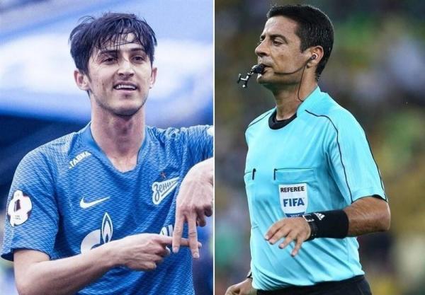 آزمون در تیم منتخب سال 2020 آسیا از دید IFFHS، فغانی برترین داور سال شد