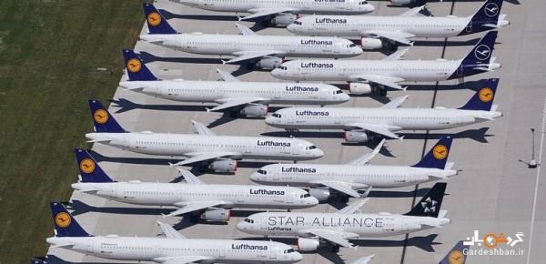هواپیمایی لوفت هانزا خدمات جدیدی به مسافران بخش اکونومی ارائه می دهد