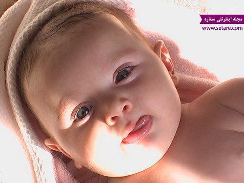مراقبت و نگهداری از نوزاد تازه متولد شده