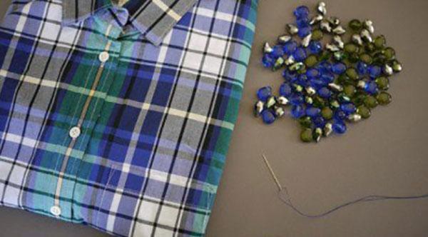 تزیین لباس های ساده با روش های جذاب و خلاقانه