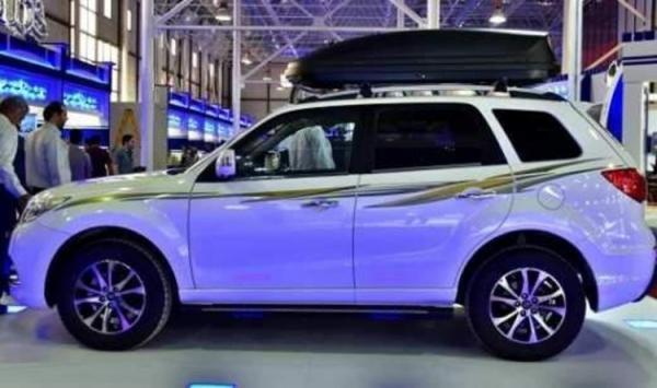 (تصاویر) مشخصات کامل خودرو هایما S7 پلاس اعلام شد