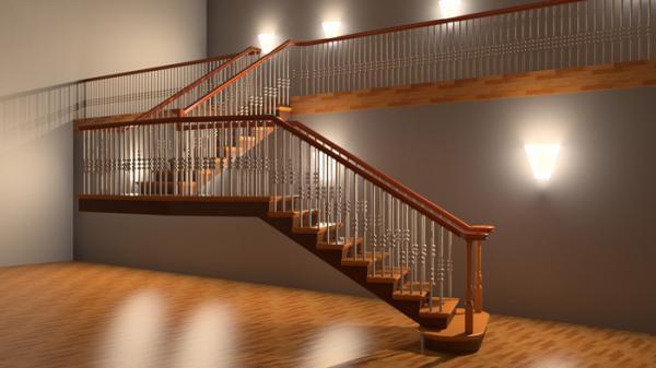 انواع نرده راه پله؛ مدل نرده راه پله مناسب برای ساختمان شما