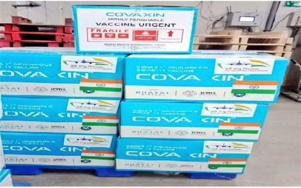 نخستین محموله واکسن هندی امشب وارد تهران می گردد