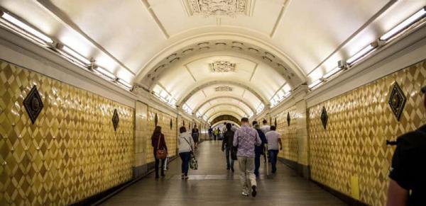 متروی مسکو؛ برجسته ترین جاذبه گردشگری روسیه