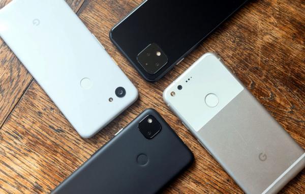تغییرات قیمت گوشی های گوگل پیکسل در 5 سال گذشته