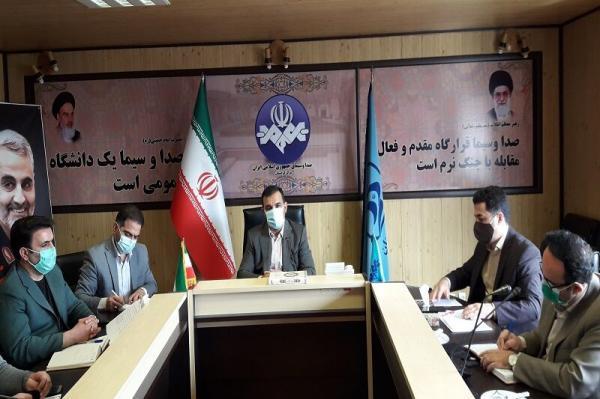 خبرنگاران صدا و سیمای کردستان با برنامه های متنوع به استقبال نوروز رفت