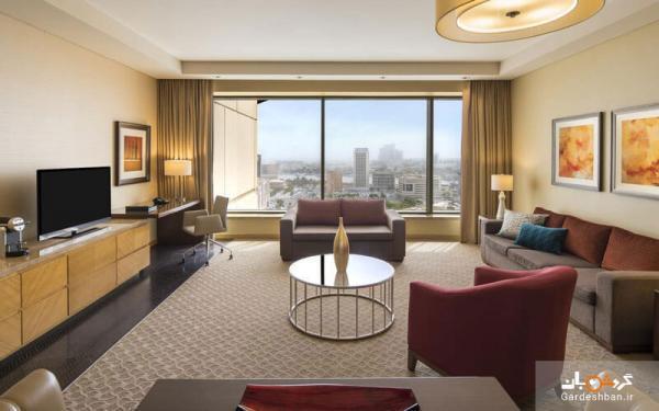 سوئیس اوتل الغریر دبی؛هتلی 5 ستاره، شیک و مجلل در موقعیت مکانی عالی