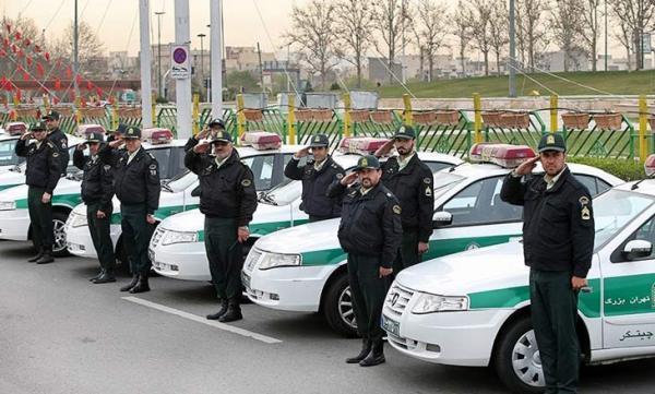 قدردانی پلیس از همکاری مردم در روز طبیعت خبرنگاران