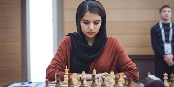 پیروزی سارا خادم الشریعه مقابل قهرمان آسیا