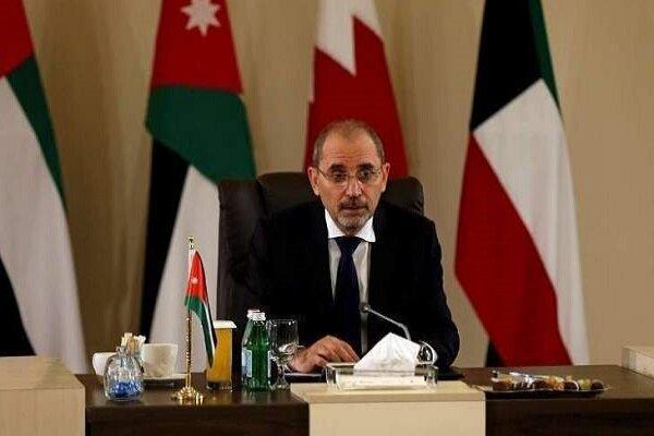 تحرکات برای هدف قرار دادن امنیت اردن ناکام ماند، دخالت طرف خارجی