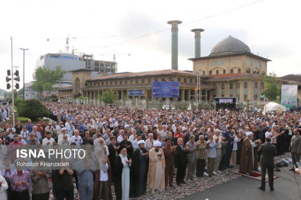 اعمال محدودیت ترافیکی روز عید فطر در مسیرهای منتهی به مصلی رشت