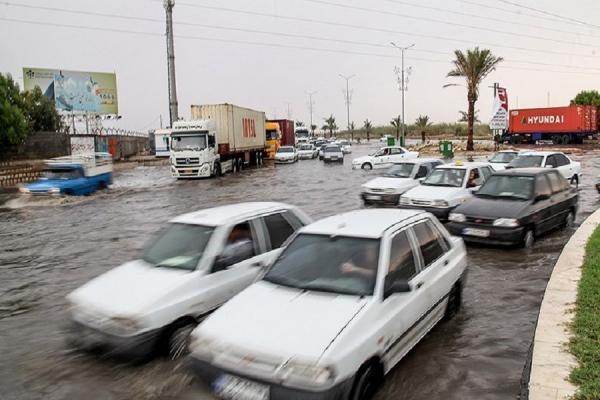 هشدار سیلاب در 10 استان، بارش باران و وزش باد شدید 5 روزه دربرخی مناطق