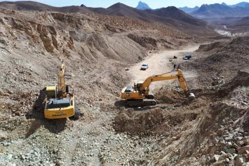 عبور معادن احیاء و فعال شده از 500 معدن