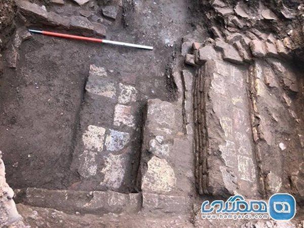 کشف شواهدی فرهنگی و سازه ای معماری متعلق به سلجوقیان در شهر ری