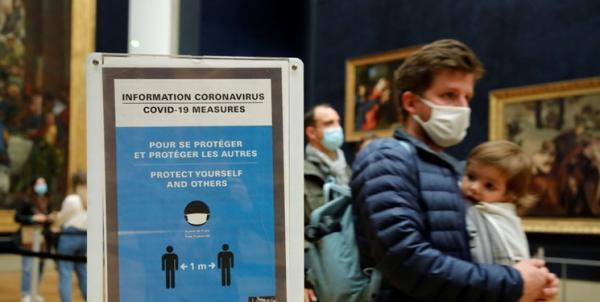 سخنگوی دولت فرانسه: در آستانه موج چهارم کرونا قرار داریم