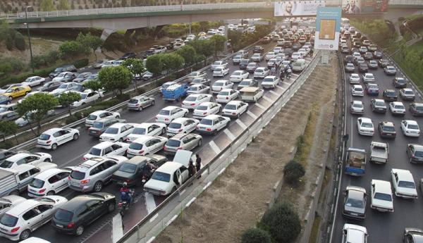 آخرین شرایط نحوه اجرای محدودیت های ترافیکی