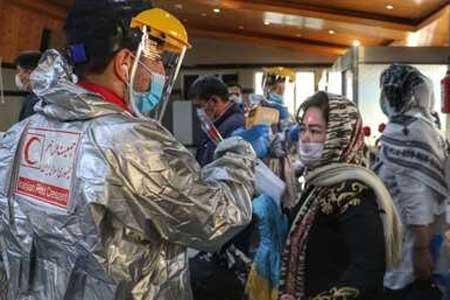 قرنطینه 126 نفر در مبادی مرزی کشور