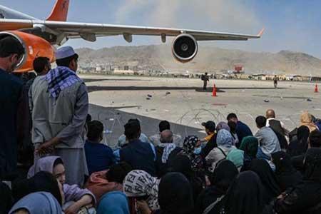 تغییر جهت هواپیمای نظامی آلمان از کابل به تاشکند