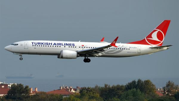 خدمه پرواز هواپیمایی ترکیه دسته جمعی پناهنده شدند