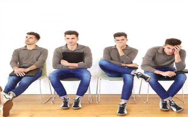 شناختن شخصیت دیگران از طرز نشستن آنها
